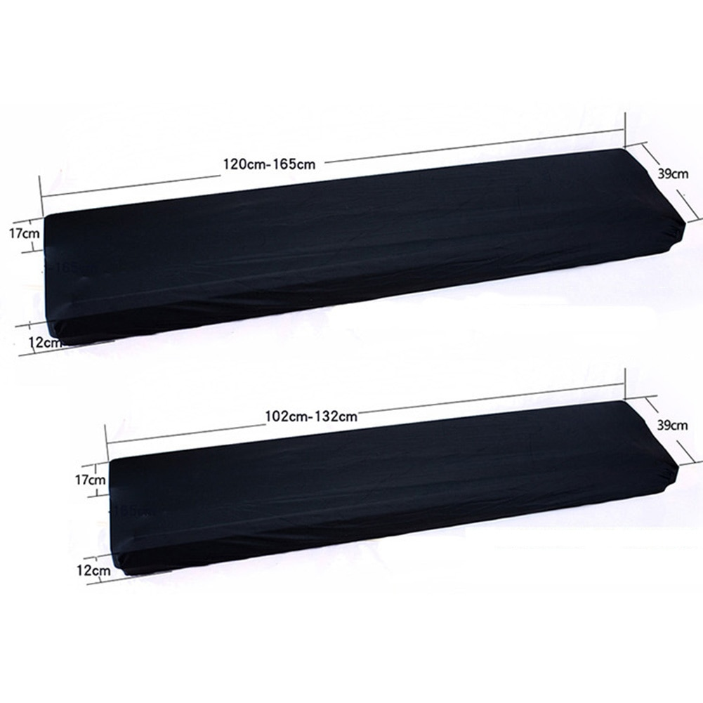'The Best' Electric Digital Piano Keyboard Cover Dustproof Elastic Adjustable For 61 73 76 88 Key 88