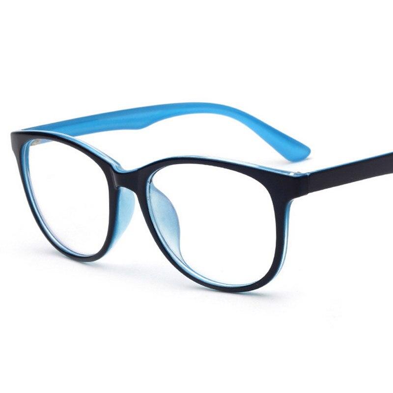 oval optical glasses frame women men eyeglasses frames clear coaded lens eye glasses vintage spectacle frames for myopia glasses