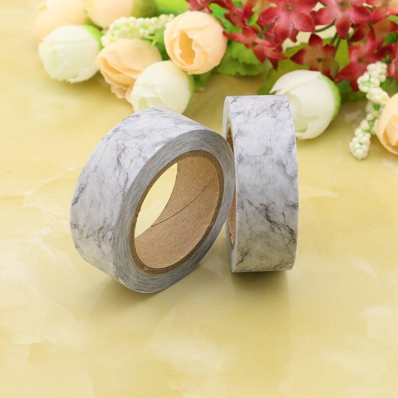 1pc cinza decorativo animal washi fitas de papel diy scrapbooking adesivo mascaramento fitas 10m escola material de escritório
