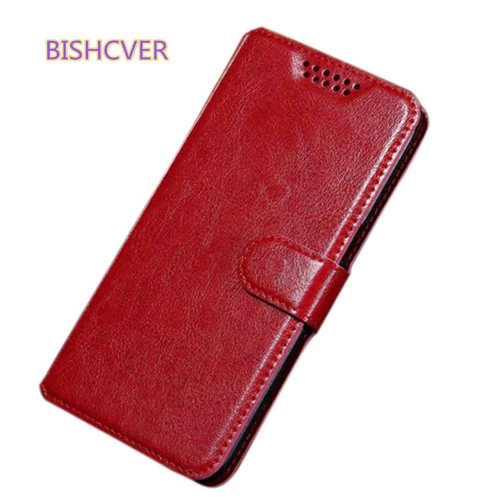 Para DEXP AS160 B140 B145 B350 BS150 G150 G155 G250 GL255 Z155 Z255 A140 BS550 BS650 Z355 caja del teléfono Flip cubierta de cuero de la PU