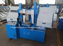 GH-4235 hydraulische snijden lintzaag metaal zaagmachine snijmachines gereedschappen