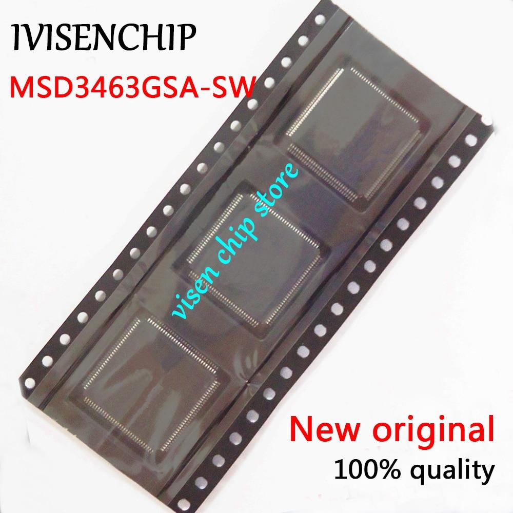 1 piezas MSD3463GSA-SW MSD3463GSA SW QFP-216