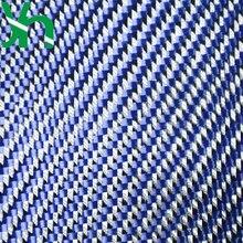 Blau Kevlar Carbon Faser Stoff, 200g Twill 1m2 Automotive Zubehör Hand DIY, automobil/Surfen Board/Skateboard/UAV, Refit