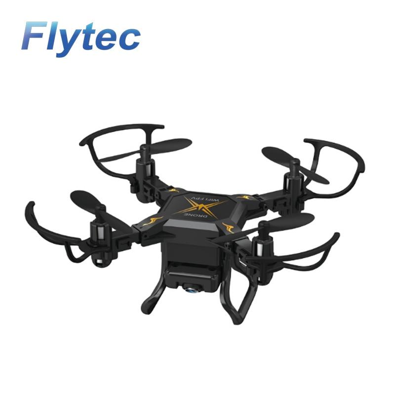 SBEGO 127W Wifi FPV Mini Remote Control Quadcopter 2.4G 4CH 6-Axis Gyro RTF Foldable RC Drone 3D-Flip Headless with 0.3MP Camera