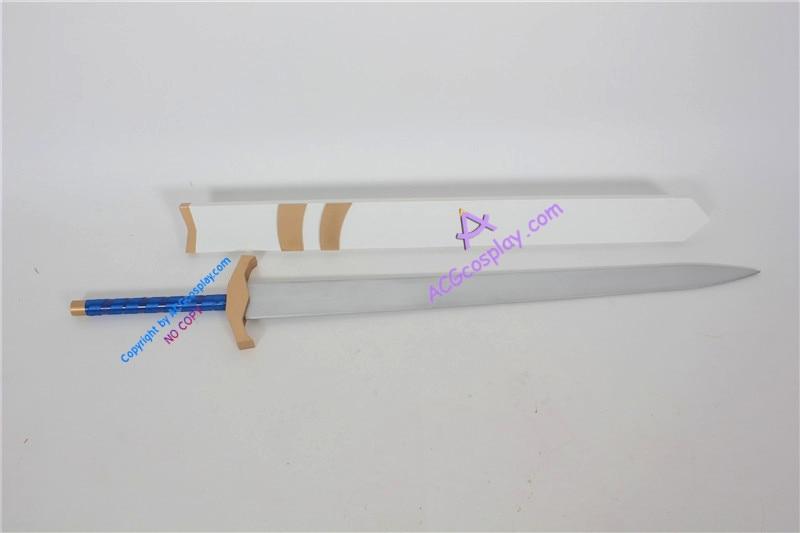 Rwby Jaune Arc espada prop cosplay prop pvc feito ACGcosplay