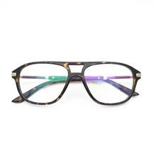 Belight-lunettes optiques à Double faisceau   Design kingsman TR90, montures de lunettes de styliste, lunettes de Prescription de la mode 8829