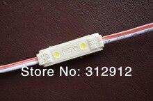 20PCS 3528 SMD LED module;high bright;0.2W;IP65;DC12V;18-20lm;size:26mm*7mm*4.1mm