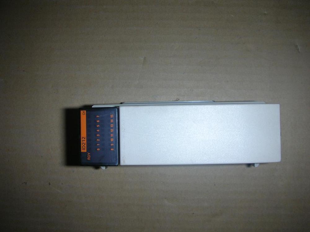 1 قطعة تستخدم اومرون CQM1-ID212