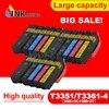 Compitalbe – cartouches d'encre pour imprimante Epson XP 900 830 645 640 635 630 540 530 3 paquets 33xl T3351