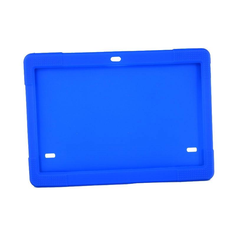 "Sólido Macio Silicon Caso para Digma Plane 1573N 1025N 4G 10.1 ""Tablet PC Protetora Da Pele"