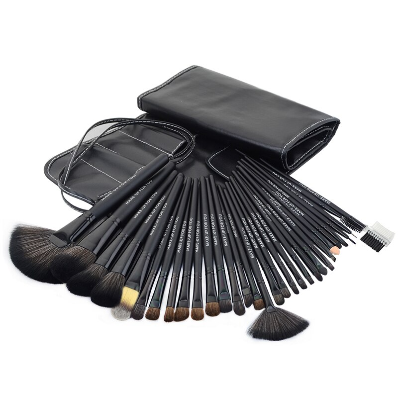 Juego de brochas de maquillaje profesionales, brochas para maquillaje Real Beauty cosméticos, marca de maquillaje Tech Fan Foundation Blush Contour kit