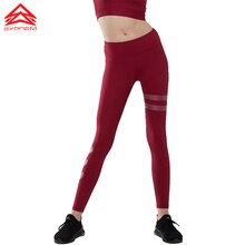 SYPREM Laufhose Neue Fitness Leggings Rose Red Tribe Strumpfhosen Sport Leggings Hosen TK2522
