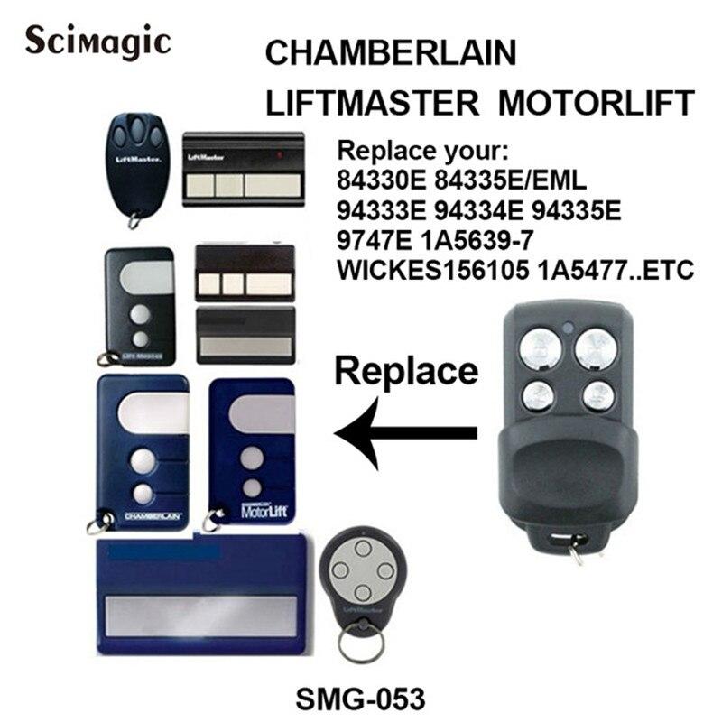 Liftmaster 94335E, Chamberlain 94335E porta del garage di controllo remoto di ricambio di controllo remoto