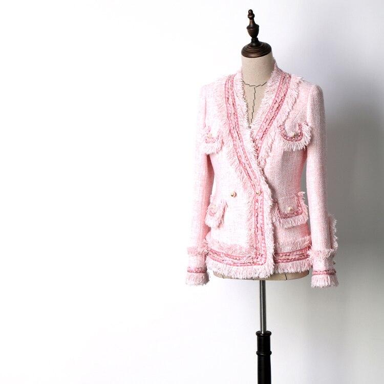 Abrigos nuevos, chaquetas bonitas WT8525012 V, belleza, flor de cerezo, rosa, pequeños fragantes, corto