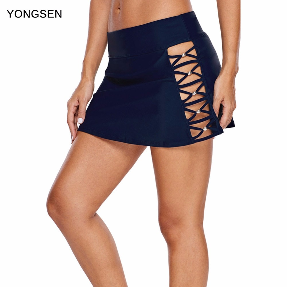 YONGSEN 2019 Women sexy beach skirt Beach Dress Beach Wear Sarong Bikini Cover-ups Wrap Pareo Skirts Towel Summer Swimwear