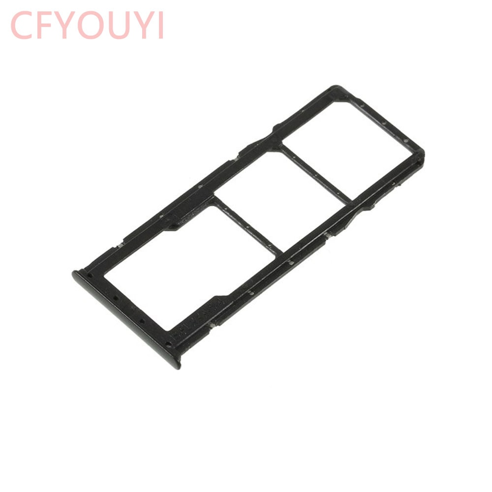 For Huawei Y9 (2018) / Enjoy 8 Plus Dual SIM Tray TF Card Tray Holder Replacement