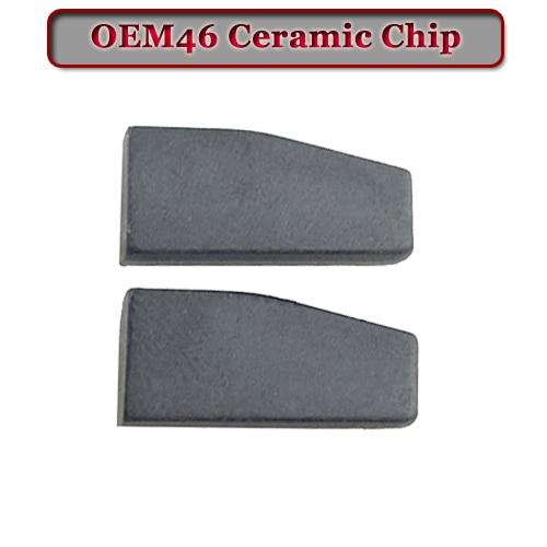 Chip transpondedor OEM ID46 (reemplazar PCF7936) para llave de coche (10 unids/lote), envío gratis
