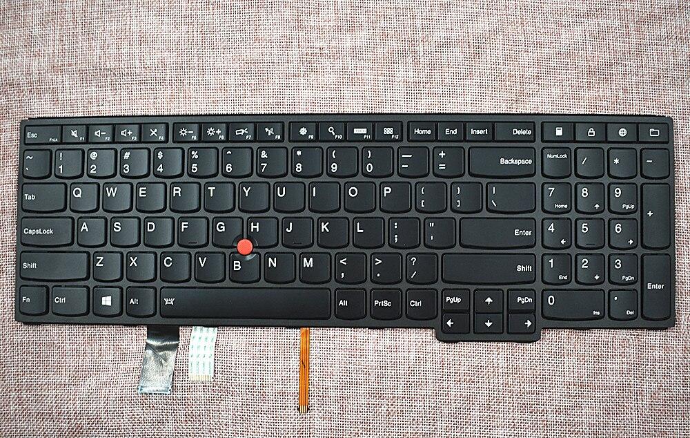 OEM لوحة المفاتيح لينوفو IBM ثينك باد اليوغا 15 الخلفية 00HN256 PK1316V1A00