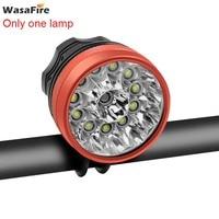 WasaFire 20000lm 12* T6 LED Bicycle Light Cycling farol Bike Headlight 3 Modes Waterproof Bike Lamp Frontlight luz bicicleta