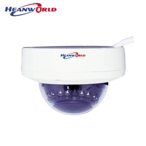 Купольная IP-камера видеонаблюдения, H.265 IPC, 3 Мп 5 МП, водонепроницаемая HD наружная купольная сетевая камера видеонаблюдения, ONVIF