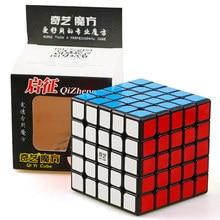 Neo küp 5x5x5 Cubo Magico Qiyi Qizheng S sihirli küp 5x5 Stickerless Qizhengs kübik anti-stres 5x5 oyuncaklar çocuklar için