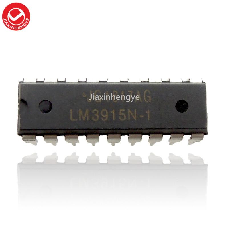 LM3915N-1 LM3915N LM3915 DIP-18 Original e Nova 10 PÇS/LOTE