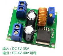 LM2587 DC-DC convertisseur de puissance 3V-35V à 4V-40V convertisseur de puissance 12v 24v convertisseur de tension 12v à 5v 12v à 19v