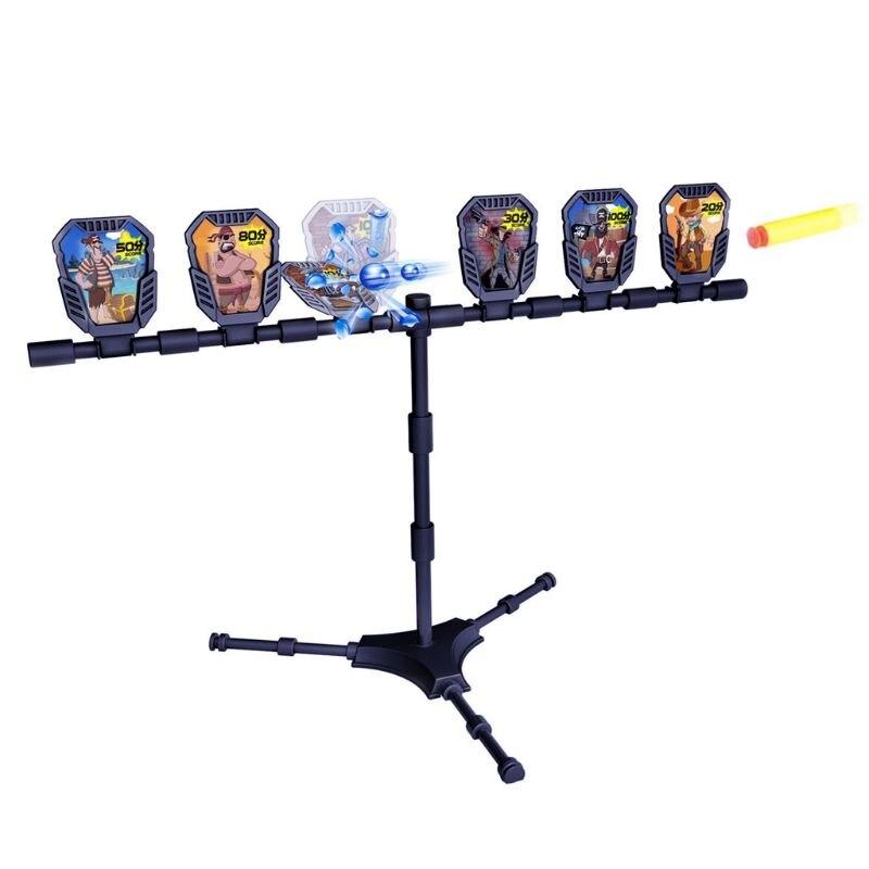 Alta calidad tiros al blanco para pistolas accesorios para Nerf Gun pistola de agua práctica de tiro objetivo entretenimiento familiar juguete clásico