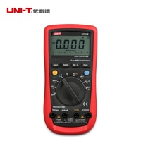 True RMS Digital Multimeter Uni T UT61E ACC ACV DCC DCV LCD Voltmeter Ohmmeter Capacitance Frequency DATA Hold Tester