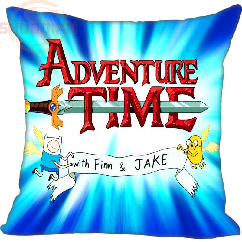 Adventure Time #38 декоративная Свадебные наволочки наволочка на заказ подарок для наволочки 20х20, 35х35см с одной стороны
