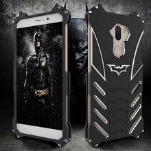R-JUST Batman Série Luxe Espace Alu mi nium Métal Coque pour xiaomi mi 5 S/mi 5c Plus Couverture de Téléphone Coque