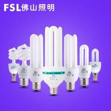 E27 2U 3U 5W 8W 11W 15W 23W led tube économiseur dénergie haute puissance ampoule maison blanc jaune lumière intérieure chambre lampe CFL fluorescent