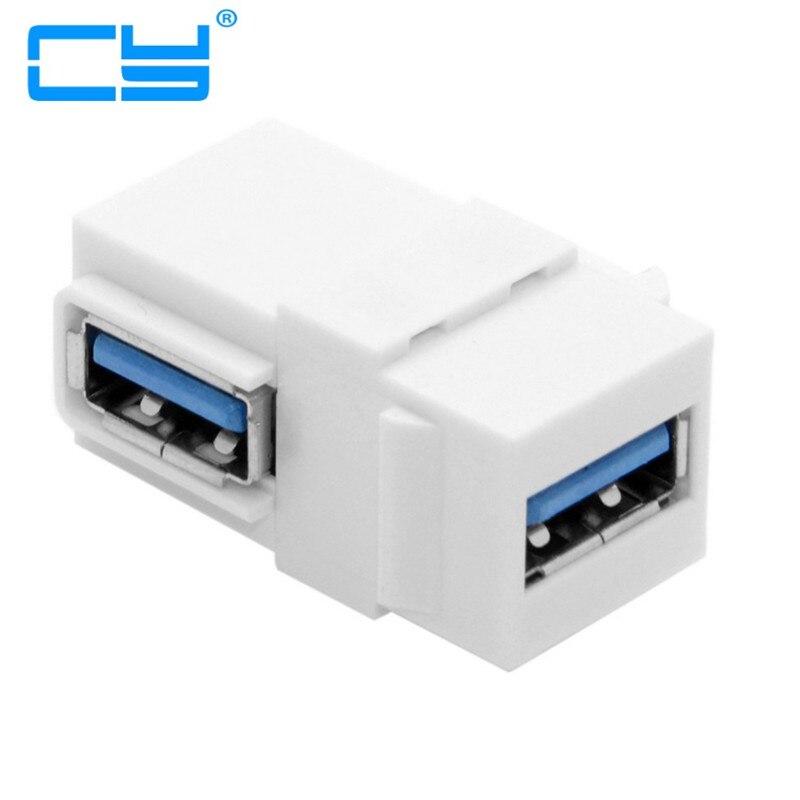 90 grados Direito Angular USB 3,0 un Femea para una Extensao femenino...