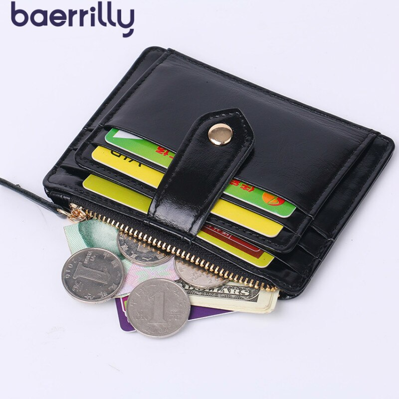 Cartera Rfid para Hombre, Cartera de dinero, monedero, monedero de tarjeta de crédito, Tarjetero, Hombre, Porte Monnaie para mujer