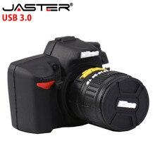 JASTER offre spéciale haute vitesse USB 3.0 lecteur flash 4GB 8GB 16GB 32GB 64GB dessin animé Nikon caméra U disque mariage photographie cadeau