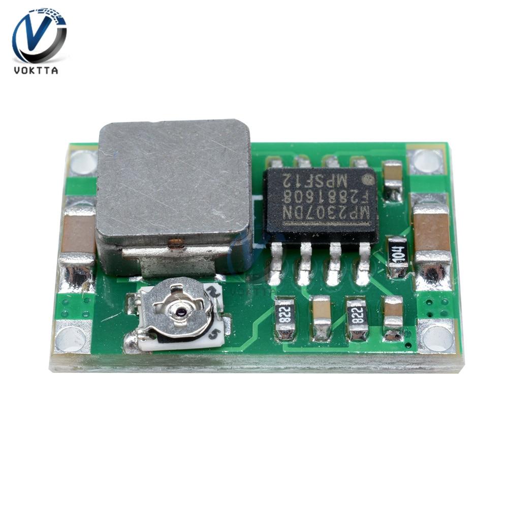 Понижающий преобразователь MINI360, понижающий модуль с регулируемым напряжением от 4,75 до 23 В до 1-17 в, зарядное устройство, аксессуар