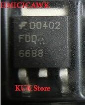 HMICICAWK FDD6688 DPAK Original nuevo 50 unids/lote