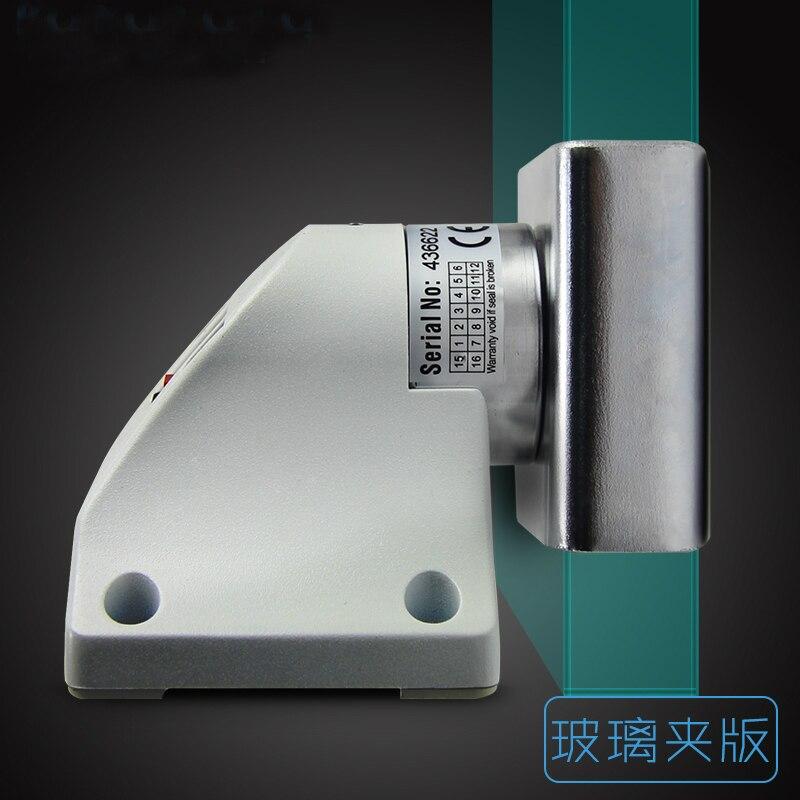 60 кг 180 фунтов противопожарные двери электромагнитное всасывание магнитное всасывание электромагнитный замок напольный дверной держатель