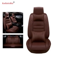 kalaisike leather universal car seat covers for opel all models astra g h antara vectra b c zafira a b auto accessories styling