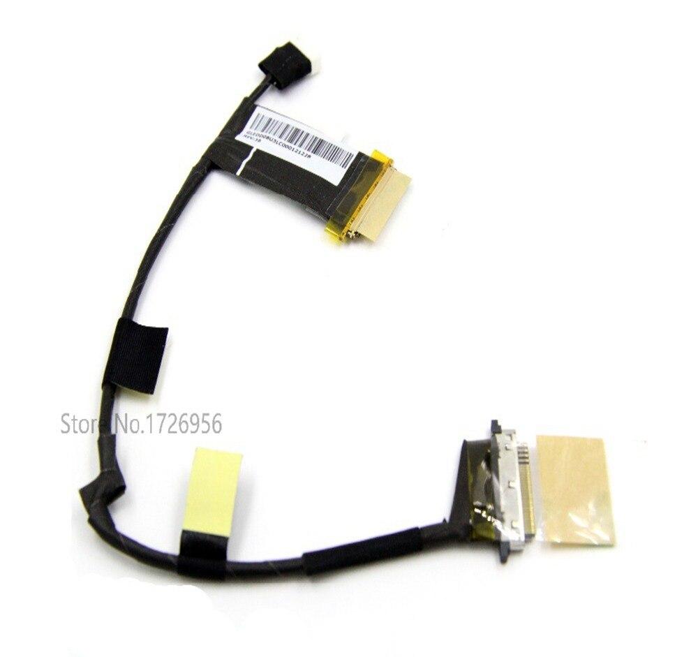 Nuevo cable para TOSHIBA SATELLITE T130 T130-11U T130-15T T135 T135D T131 T132 cable DD0BU3LC000 cable plano