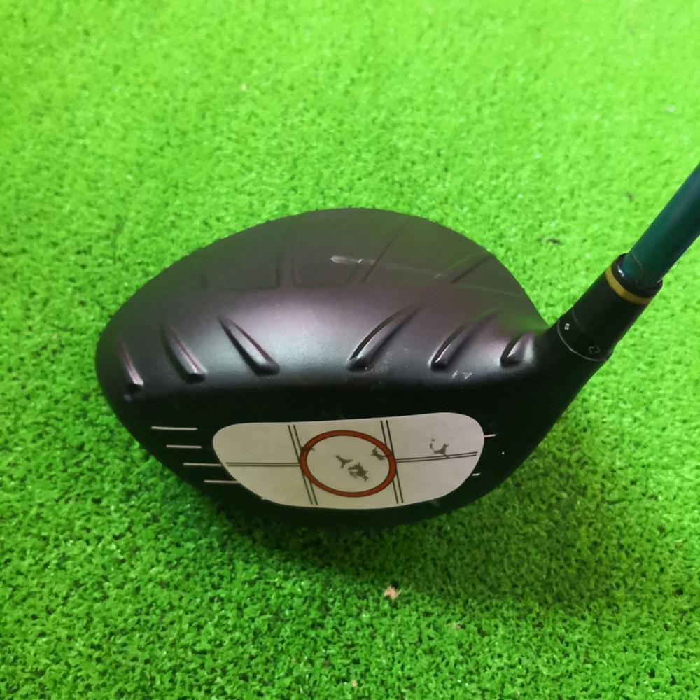 10 unids/set Club de Golf objetivo etiqueta impacto etiquetas objetivo cinta adhesivo conductor de papel de prueba de Golf formadores de balanceo de accesorios de Golf n