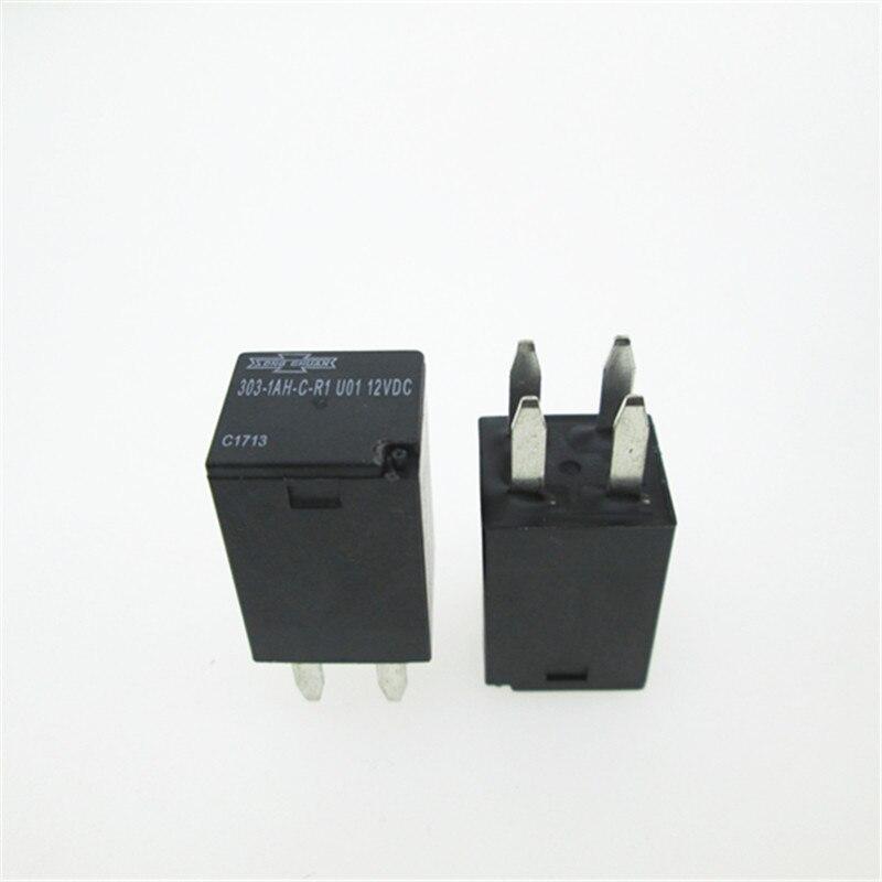 جديد تتابع 303-1AH-C-R1 12VDC 303-1AH-C-R1-12VDC 303-1AHCR1 12VDC DC12V DIP4 10 قطعة/الوحدة