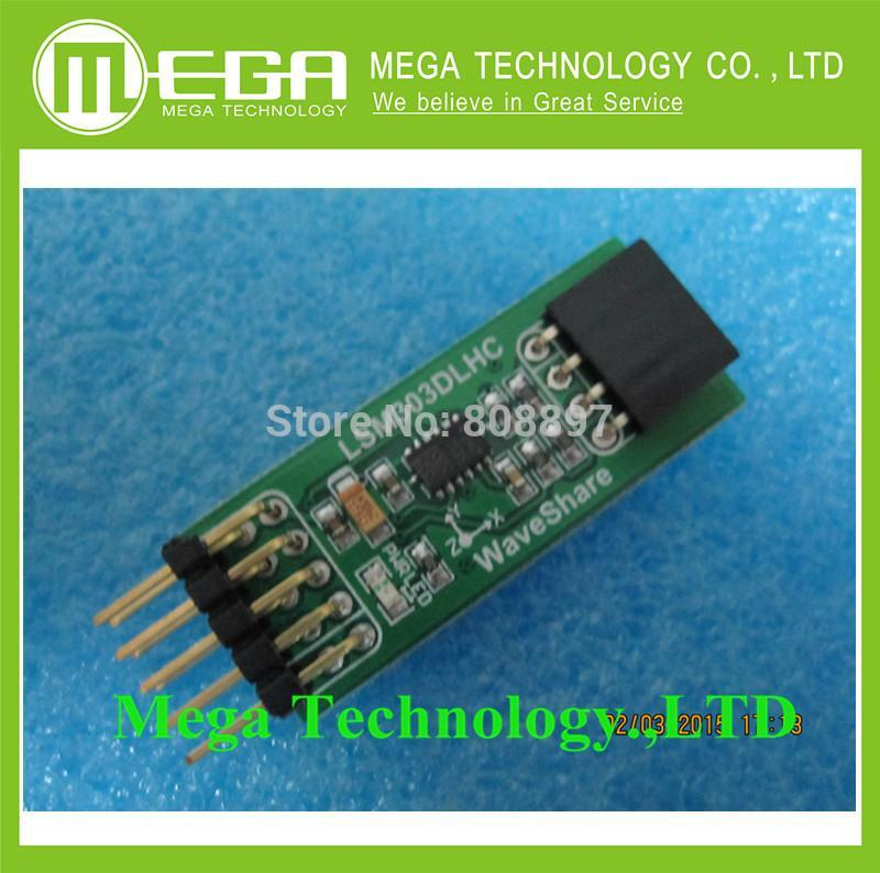 LSM303DLHC triaxial magnetómetro módulo de acelerómetro Módulo sensor acelerómetro