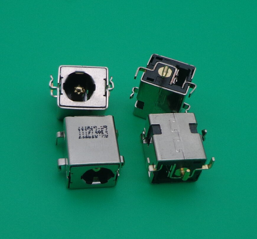 Original 2.5mm AC DC Power Jack conector para Laptop Asus A52 A53 K52 K52F K52JR K53E K53S K53SV K53TA K42 K42J K42JC K42JR K42D