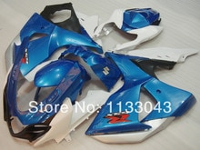 7#1tb2 For SUZUKI GSX R1000 GSXR 1000 K9 09 10 11 12 GSXR1000 GSX-R1000 R46456 Blue K9 2009 2010 2011 2012 Fairings