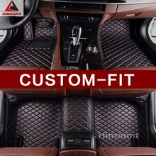 Tapis de sol pour Nissan Tiida Versa J10 J11   Carpette de style personnalisé pour Nissan Tiida Versa, Pulsar Note LIVINA kyline GTR Qashqai J10 J11