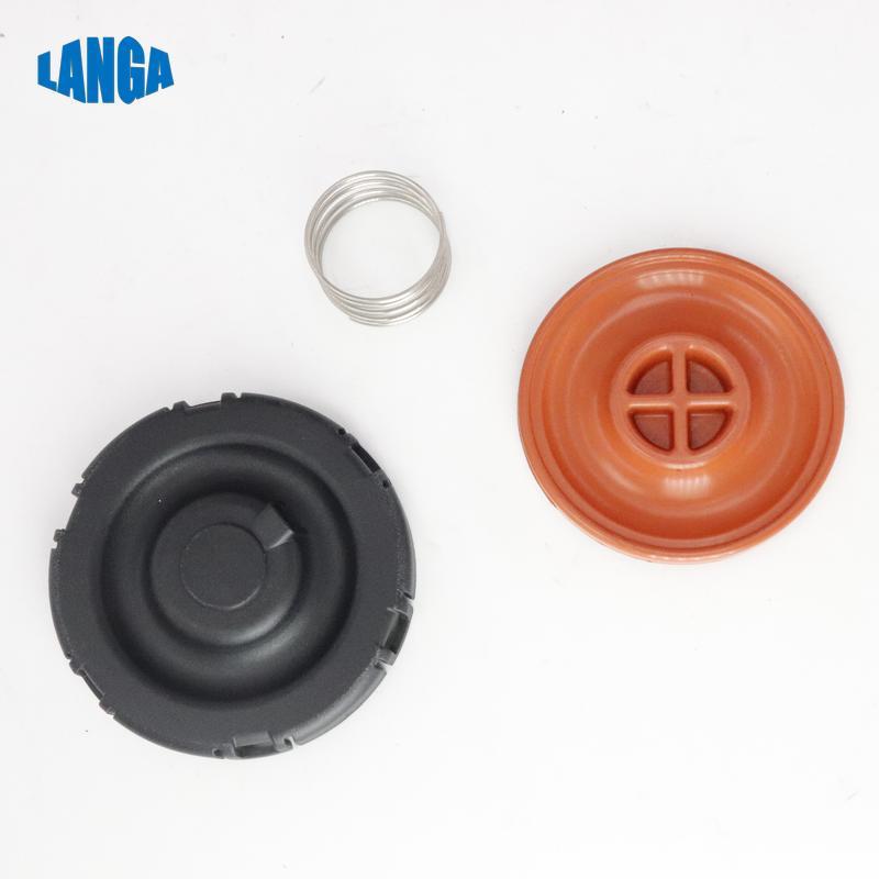 Cylinder Head Valve Cover Cap Crankcase Breather Membrane fits for BMW X1 X3 X5 E84 E90 N47N Engine OE: 11128589941