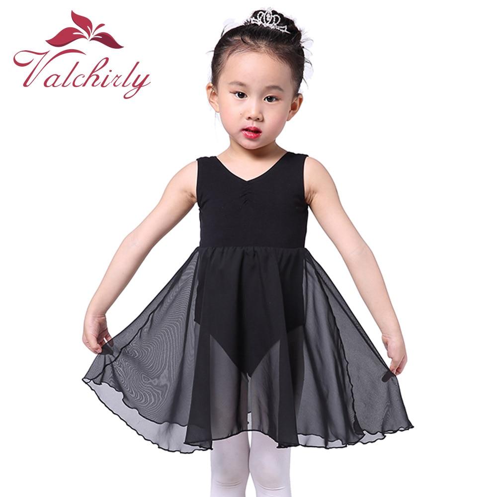 Ballett Trikot lange Kleid Dancewear