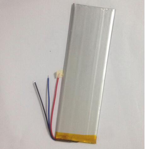 3 Cables 3248145 batería de intercambio interno 3000mA para las baterías de la tableta de 7 pulgadas número de seguimiento de reemplazo de polímero de litio