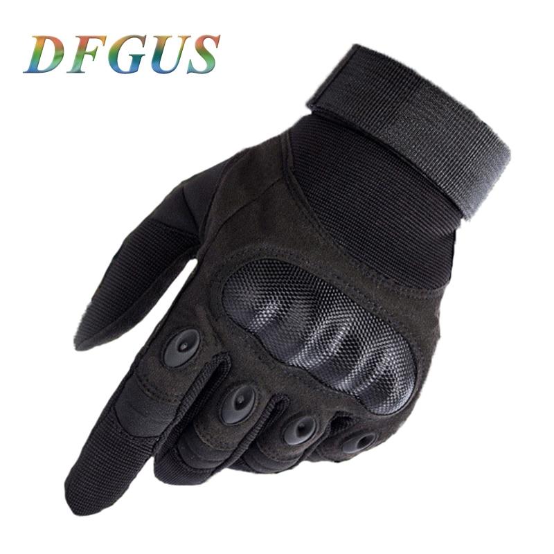 Guantes tácticos militares para exteriores 2018, tela de microfibra deportiva, guantes eldiven para hombre, guantes para hombre